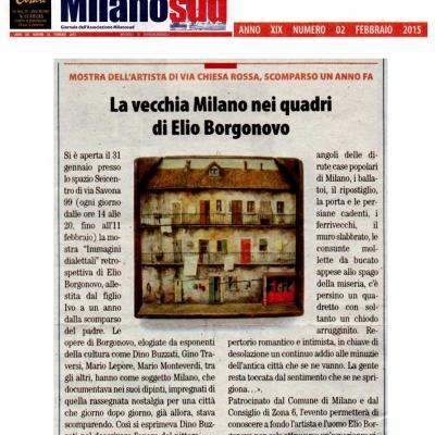 Milano Sud - 2/2/2015